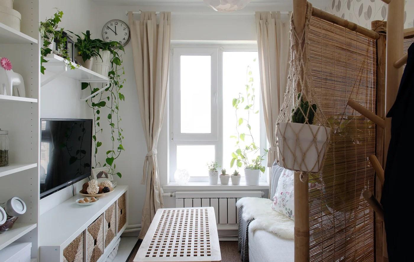 Kleine Wohnung zum Wohlfhlen  IKEA