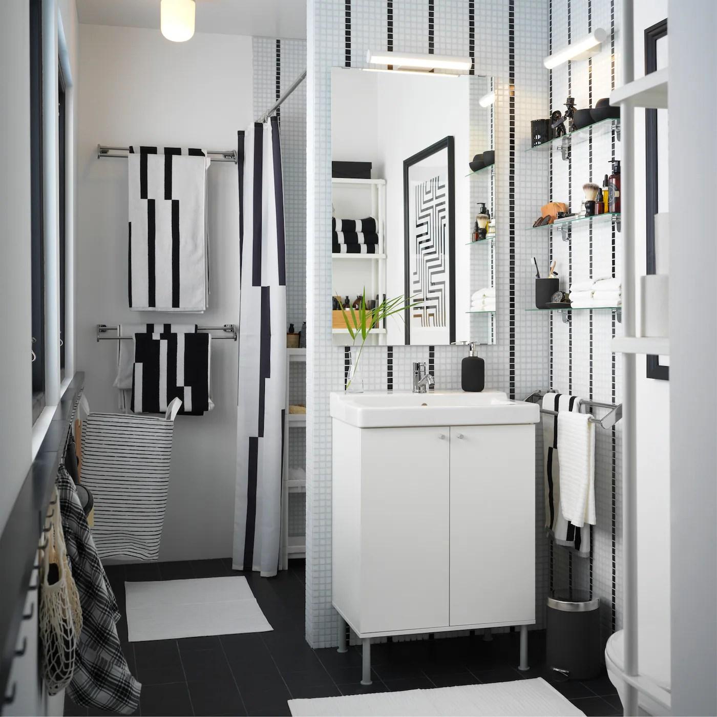 petite salle de bain ikea
