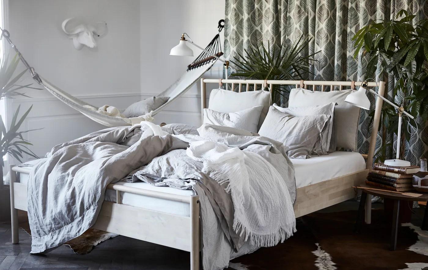 3 Sovevaerelser I Hver Sin Unikke Stil Ikea