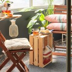 Kombiner Opbevaring Pligter Og Komfort Pa Altanen Ikea
