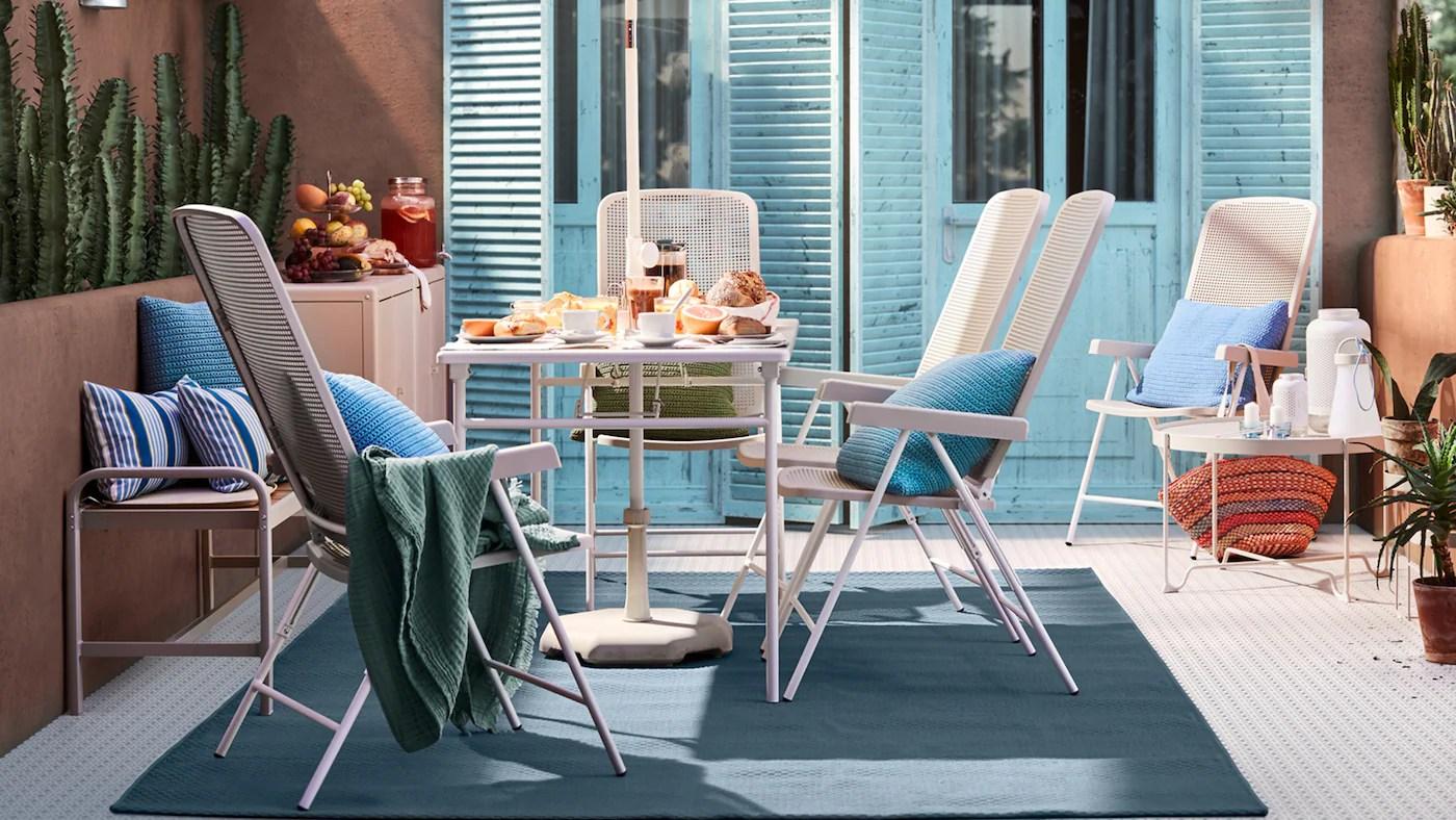 Scegli di organizzare gli utensili da giardinaggio e altri oggetti d'arredo con contenitori e scaffali da esterno che trasformano il tuo balcone e giardino. Mobili Per Esterno Balcone E Giardino Ikea It