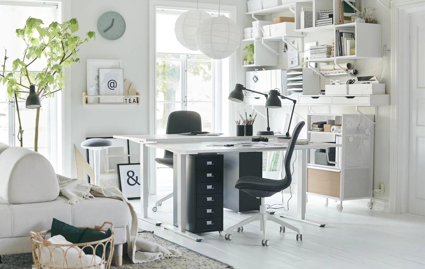 Ideas For A Flexible Home Office Ikea Thailand Ikea