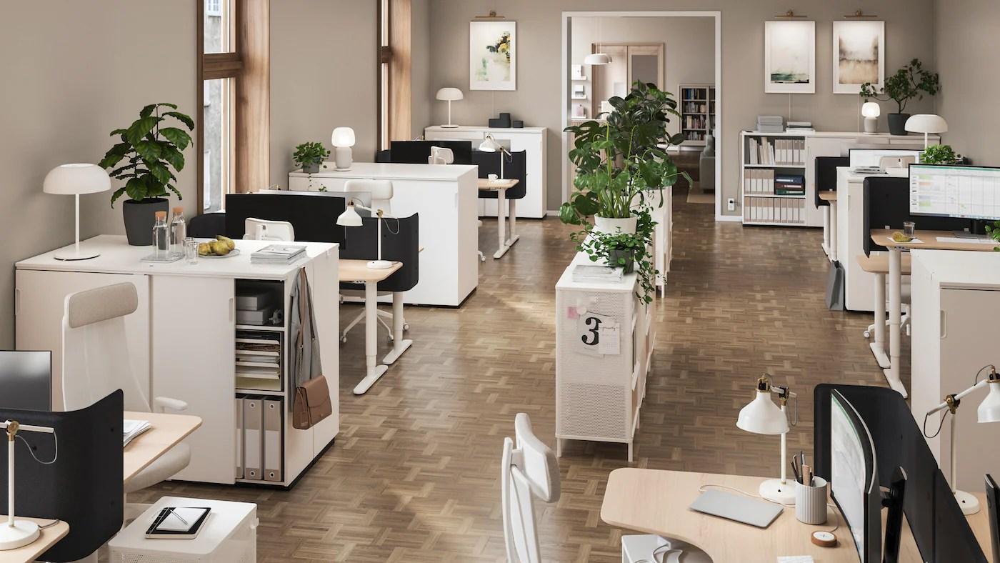 Sei alla ricerca di un arredamento per ufficio dal design moderno e raffinato, per di più che sia a prezzo scontato?mobilidesignoccasioni è l'outlet d'arredamento che realizza i tuoi sogni: Le Idee Giuste Per Rinnovare Il Tuo Ufficio Ikea Svizzera