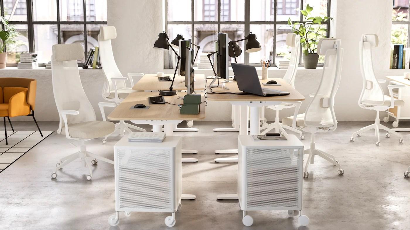 L'ufficio tra le mura di casa? Crea Uno Spazio Di Lavoro Ergonomico Ikea Svizzera