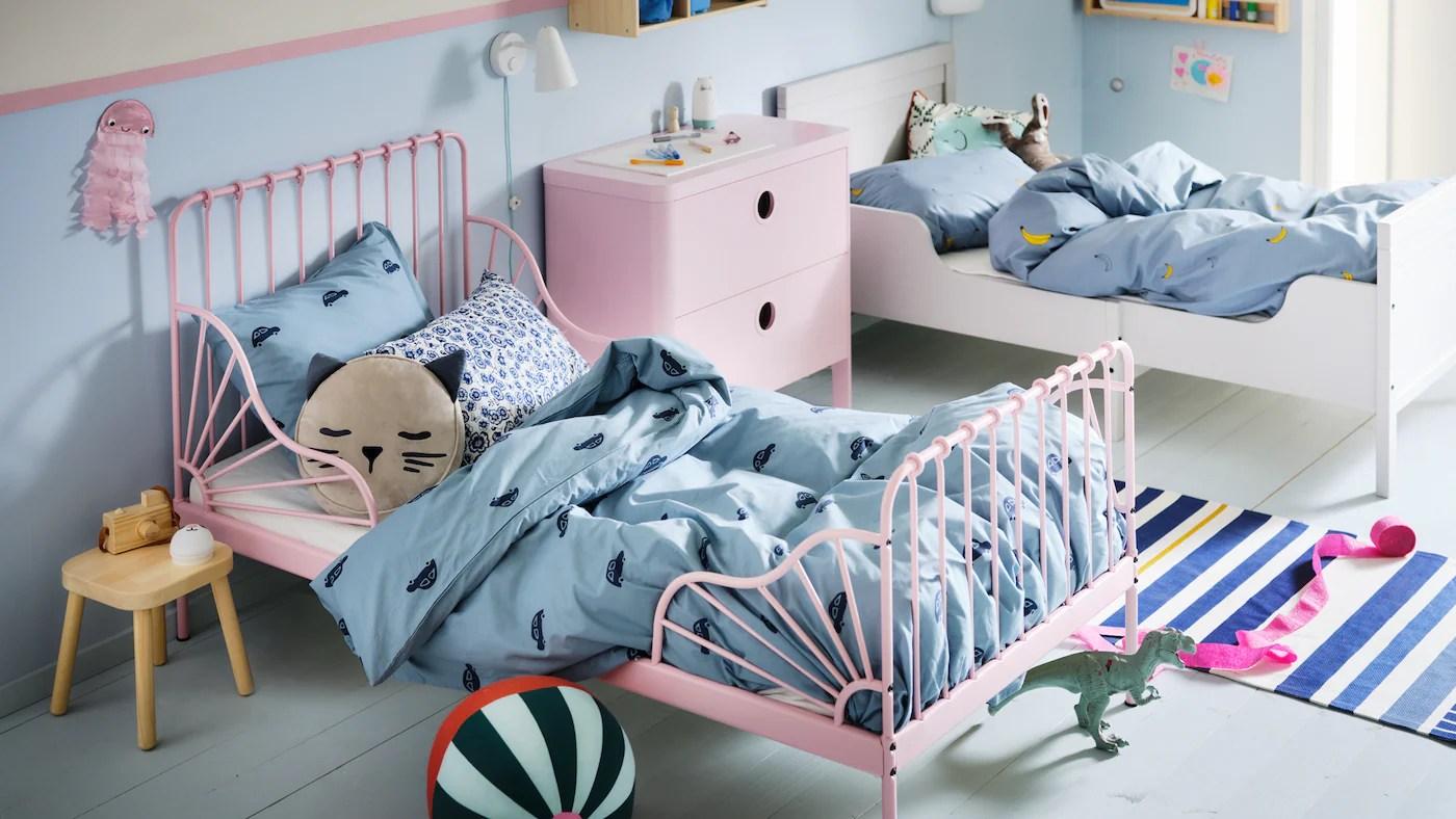In particolare, le camere da letto ikea per ragazze devono poter esprimere al 100% quelli che sono i gusti e la personalità della ragazza che la occupa. Idee Per Arredare La Cameretta Ikea Svizzera