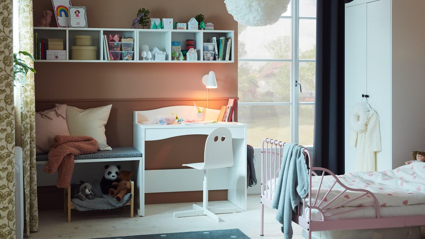 Devi arredare la cameretta per i tuoi tre figli? Idee E Consigli Per La Cameretta Dei Piu Piccoli Ikea It