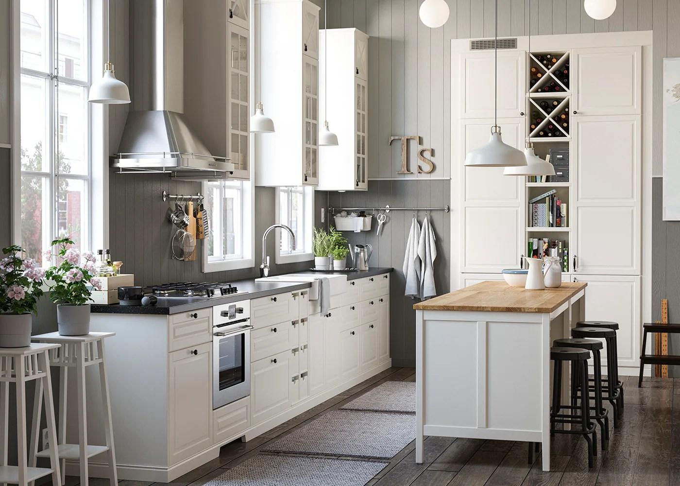Inspiration für deine Küche – IKEA   IKEA