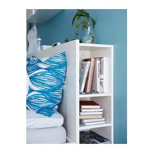 BRIMNES Testiera con vano contenitore  140 cm  IKEA