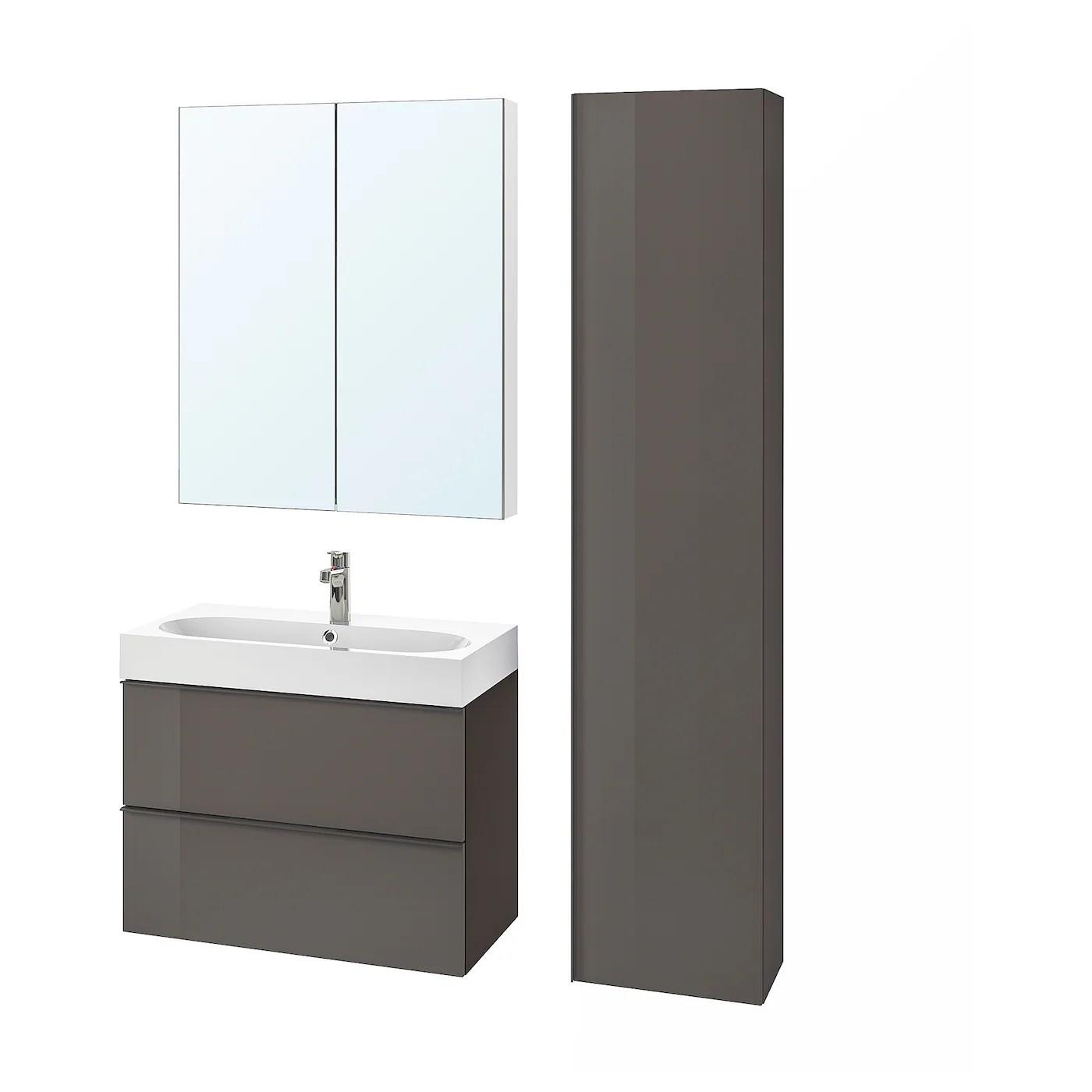 Prendi le misure e crea un ambiente funzionale e ben organizzato. Set Di Mobili Per Bagno Ikea It