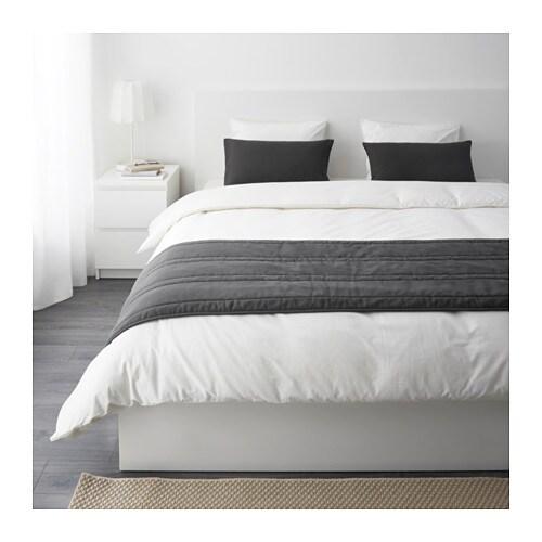 GULLREGN Runner per letto e 2 fodere cuscino  IKEA