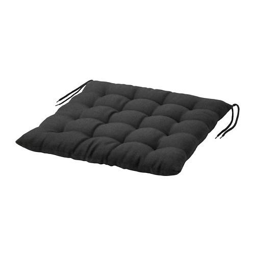 HLL Cuscino per sedia da esterno  nero  IKEA