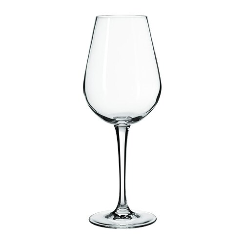 HEDERLIG Bicchiere da vino bianco  IKEA
