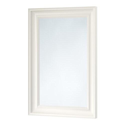 HEMNES Specchio  bianco  IKEA