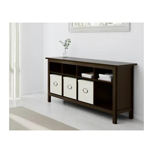HEMNES Tavolo consolle  marronenero  IKEA