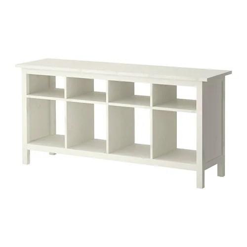 HEMNES Tavolo consolle  mordente bianco  IKEA