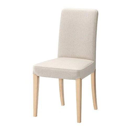 HENRIKSDAL Sedia  Linneryd naturale  IKEA
