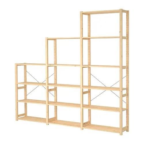 IVAR 3 sezioniripiani  IKEA