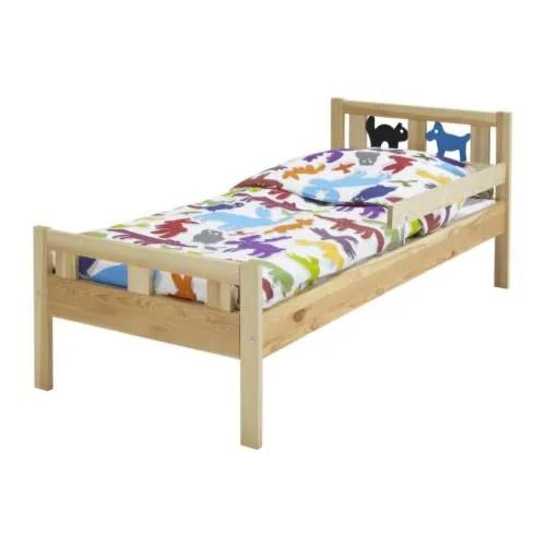 KRITTER Struttura letto con base a doghe  IKEA