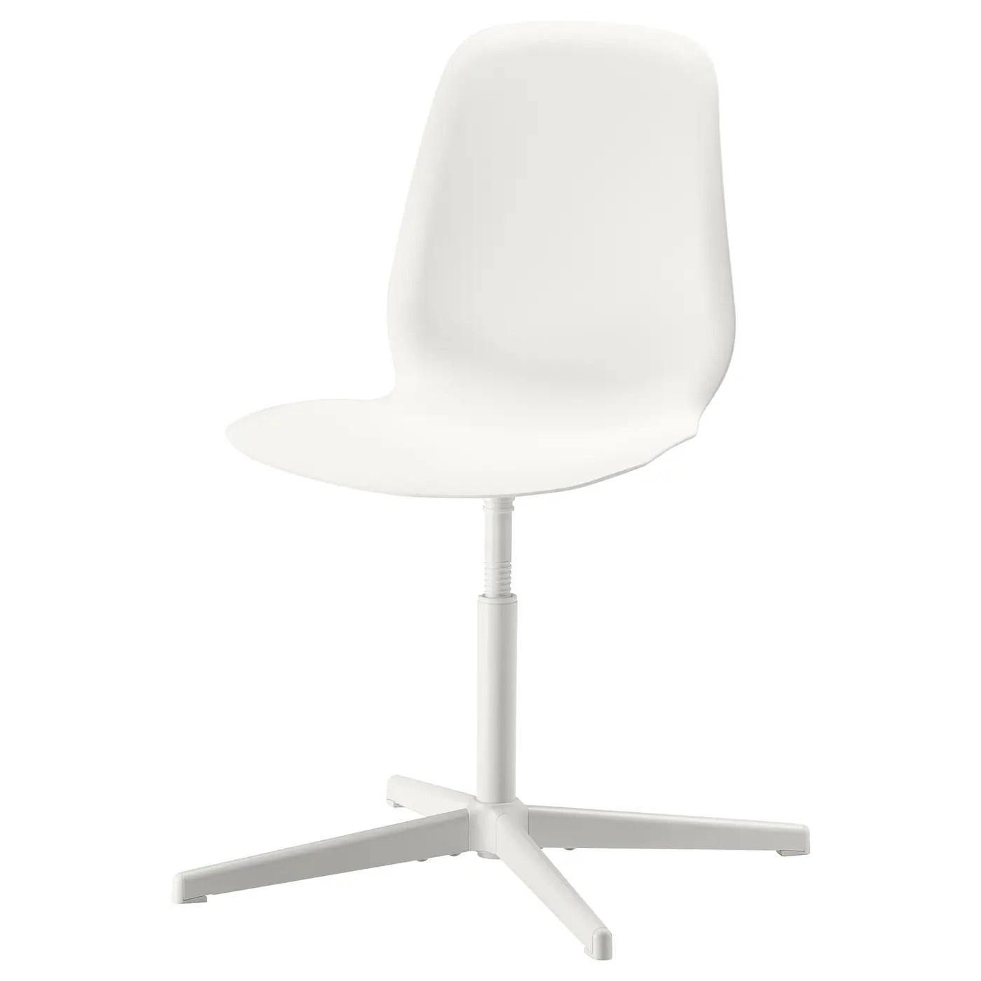 Design monika mulder, la sedia da ufficio su ruote hattefjall di ikea ha la struttura in metallo verniciato; Sedie Da Scrivania Ikea It