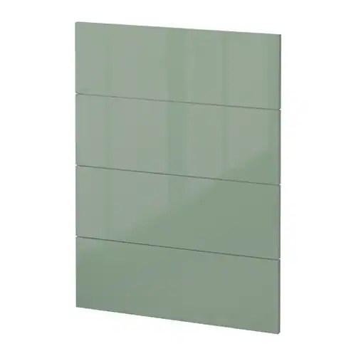 METOD 4 frontali per lavastoviglie  Kallarp lucido verde