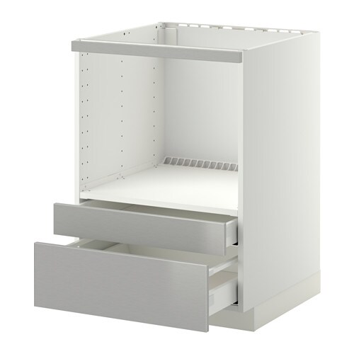 METOD  MAXIMERA Mobile per microonde combicassetti  IKEA