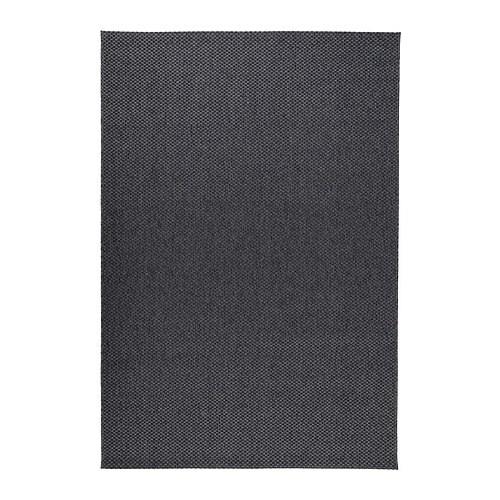 MORUM Tappeto tessitura piatta  grigio scuro 160x230 cm  IKEA