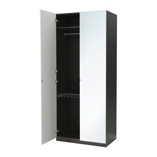 PAX Guardaroba  100x60x236 cm cerniere standard  IKEA