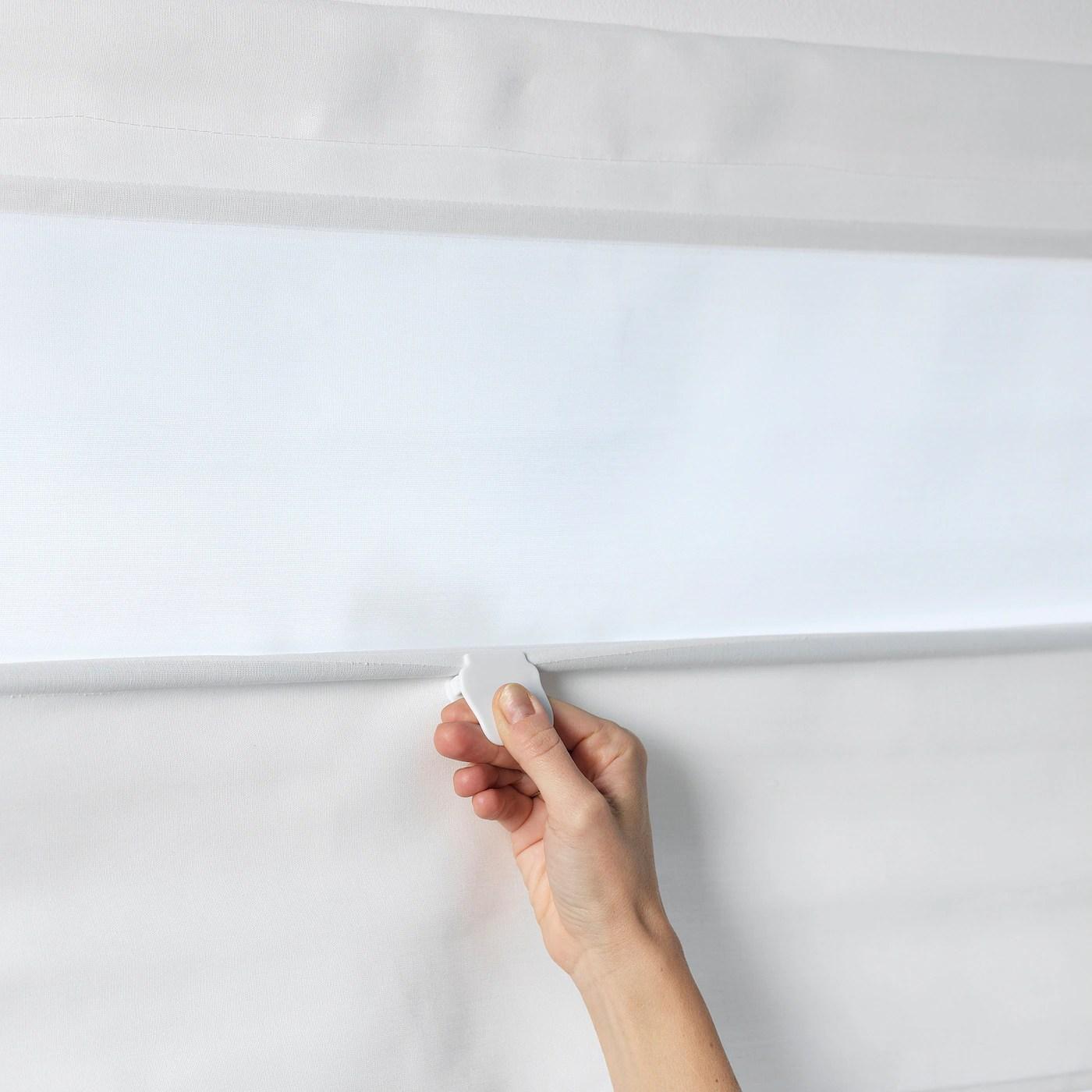 Possiamo installarle da sole oppure. Ringblomma Tenda A Pacchetto Bianco 100x160 Cm Ikea It