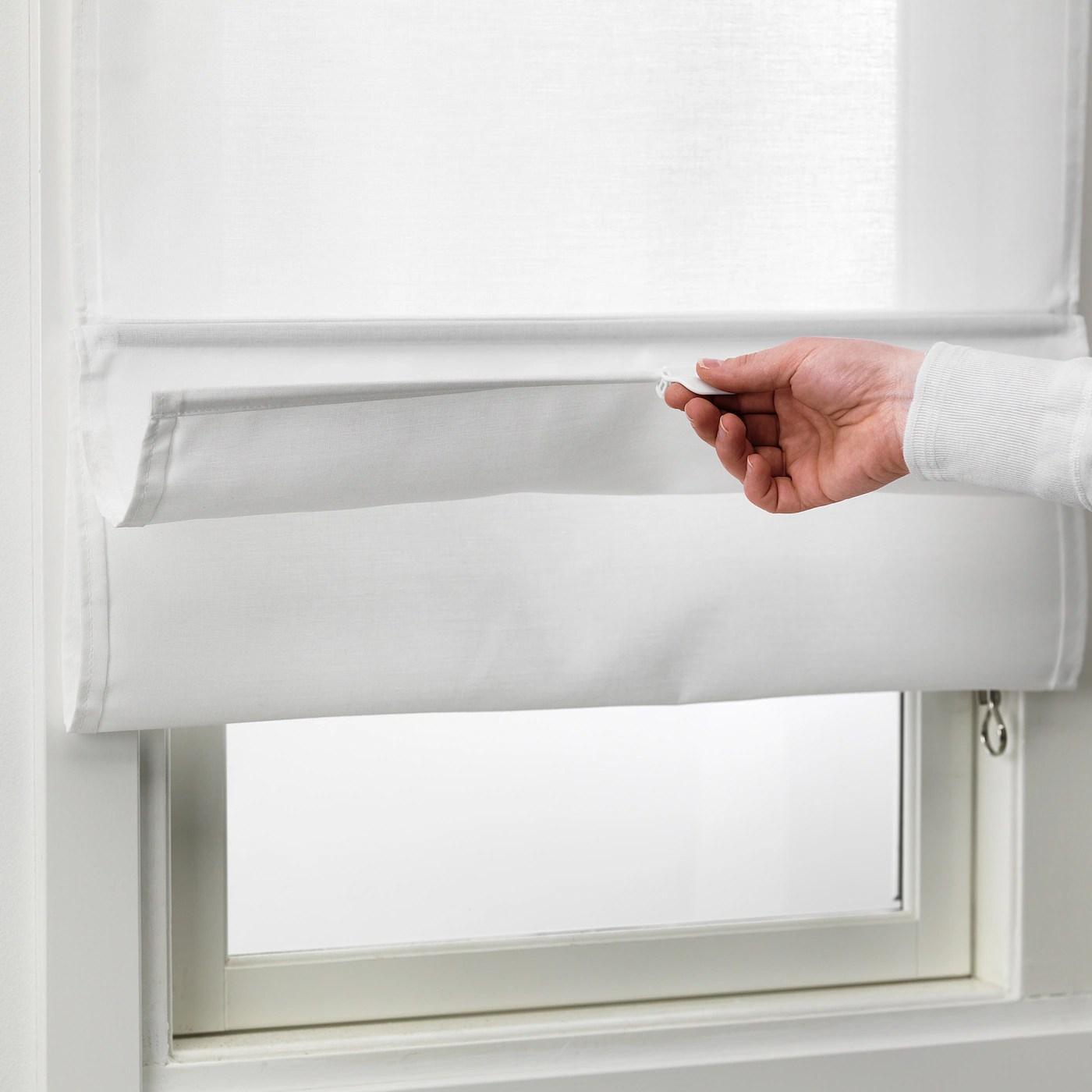Come scegliere quelle giuste tende ikea 2021: Ringblomma Tenda A Pacchetto Bianco 60x160 Cm Ikea It