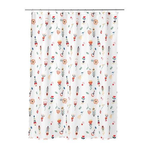 ROSENFIBBLA Tenda doccia  IKEA