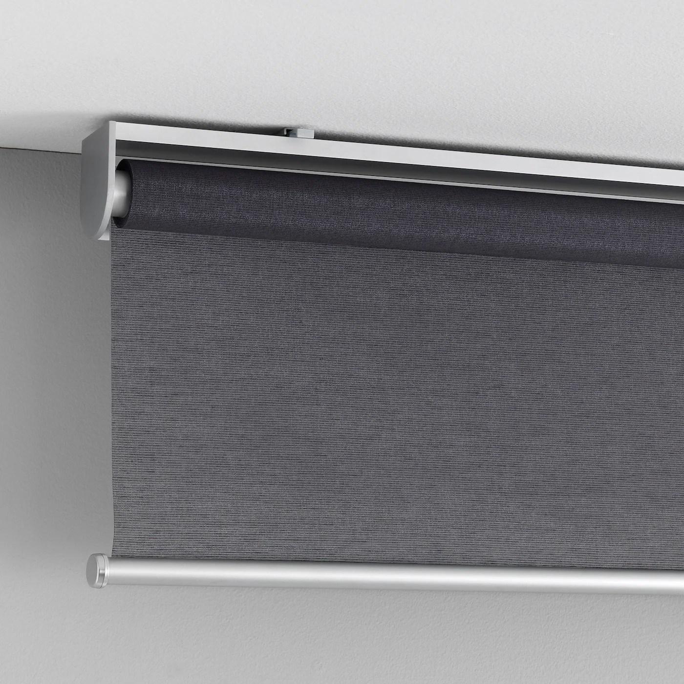 Prodotti 978330 prodotti per tende a rullo su misura ikea. Skogsklover Tenda A Rullo Grigio 140x195 Cm Ikea It