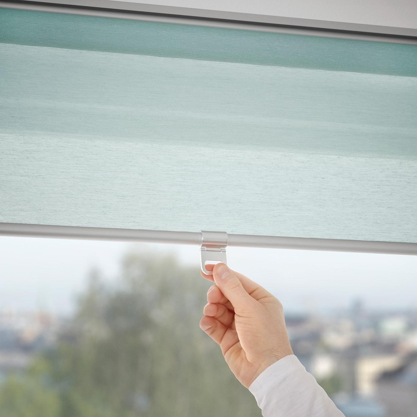 Vasta gamma di prodotti per la protezione da pioggia, vento, freddo, ideali per chiudere balconi, terrazzi, portici o verande e renderli usufruibili e. Skogsklover Tenda A Rullo Verde 80x195 Cm Ikea It