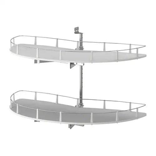 UTRUSTA Accessori estraibili base angolare  IKEA
