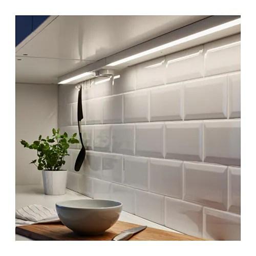 UTRUSTA Illuminazione sottopensile a LED  bianco 80 cm