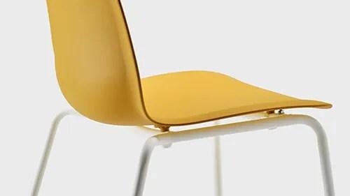 Set di 6 sedia per sala da pranzo tavolo cucina eleganti moderne robusto beige n. Sedie Sala Da Pranzo Ikea It