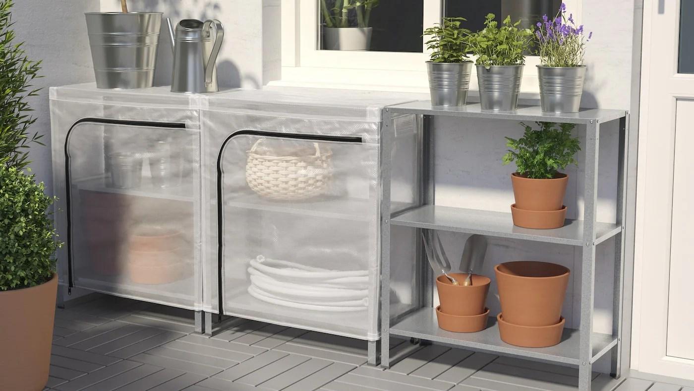 Scopri il nostro ampio assortimento di mobili da esterno: Mobili Per Esterno Balcone E Giardino Ikea It