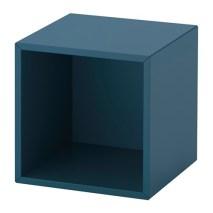 EKET エーケト キャビネット IKEA シンプルなユニットは限られたスペースで収納力を発揮します。ものが増えたら、ユニットを追加してもっと大きなソリューションもつくれます 床置きで設置することも、壁に取り付けてフロアスペースを空けることもできます