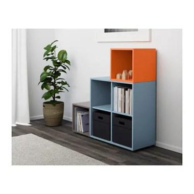EKET エーケト キャビネットコンビネーション 足付き IKEA 左右非対称の収納ソリューション。何を収納するかで、自分の個性を演出できるデザインです