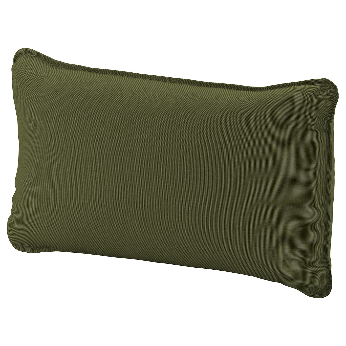 vallentuna cover for back cushion orrsta olive green
