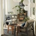 Bondholmen Table Outdoor Grey Ikea