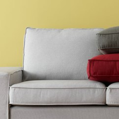 Sofa Chair Covers Ikea Hanging With Stand For Bedroom This Two Seat Kivik Comes Light Grey But If You Get