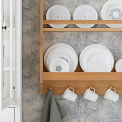 Ikea Kitchen Rack White Cabinets With Glass Doors Stainless Steel Supply Store Dinnerware