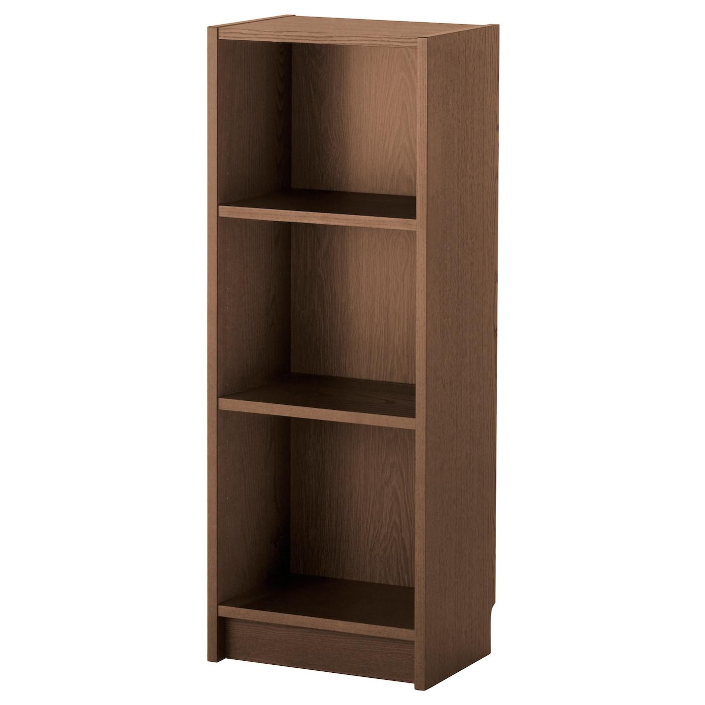BILLY Bookcase, white, 40x28x106 cm   IKEA
