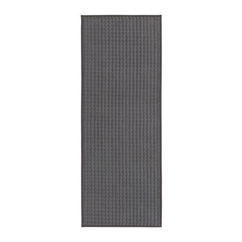 grey kitchen mat rustic countertops bryndum ikea
