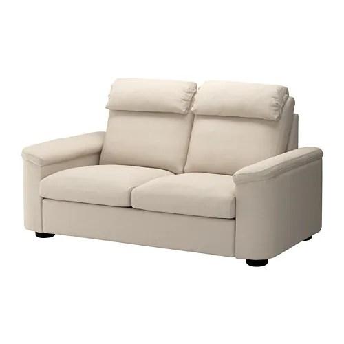 LIDHULT 2zits slaapbank  Gassebol lichtbeige  IKEA
