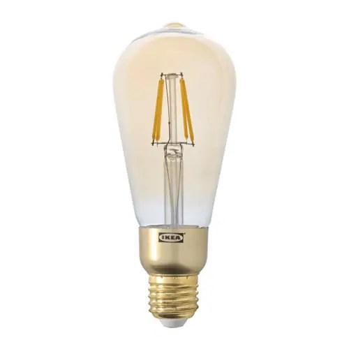 LUNNOM Ledlamp E27 400 lumen  IKEA