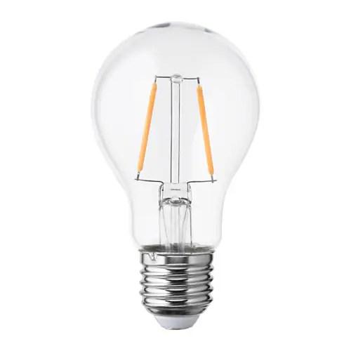 LUNNOM Ledlamp E27 100 lumen  IKEA