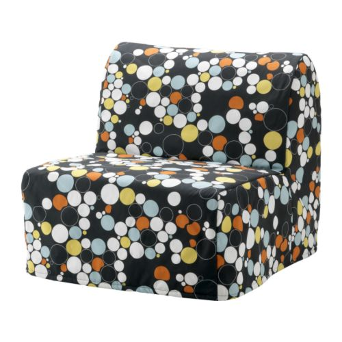 LYCKSELE Bekleding slaapfauteuil  Blsta veelkleurig  IKEA