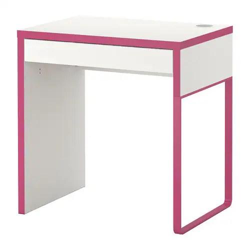 MICKE Bureau  witroze  IKEA