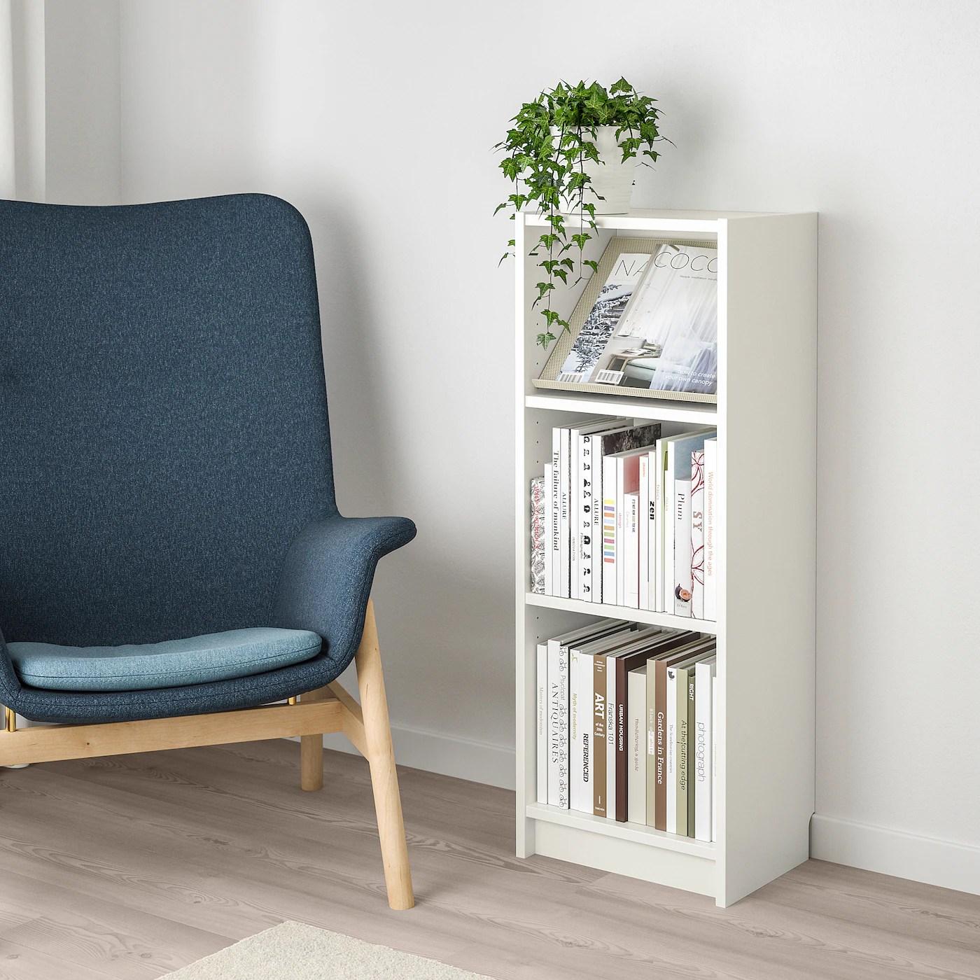 BILLY / BOTTNA Bookcase with display shelf, white, beige ...
